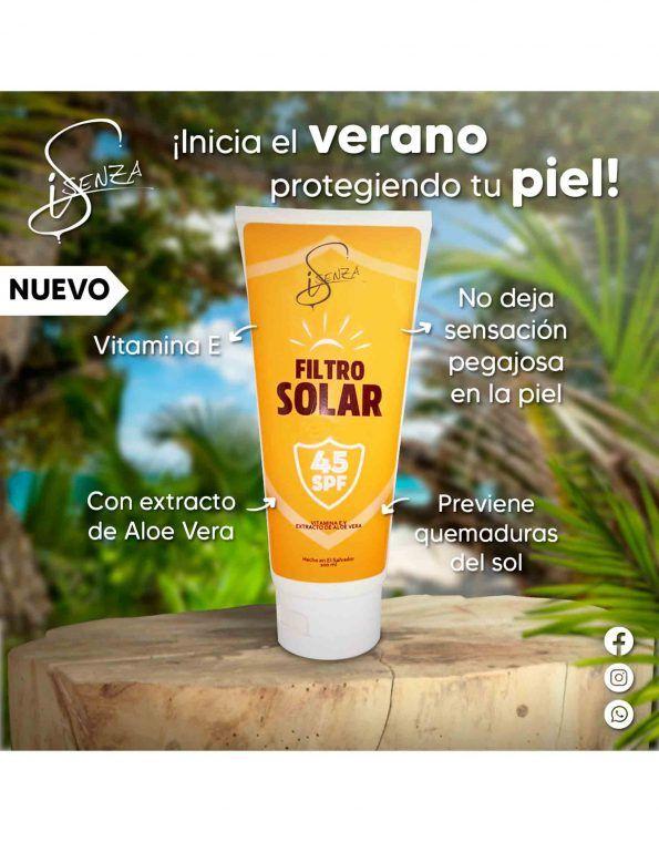 issenza-filtro-solar-catalogo